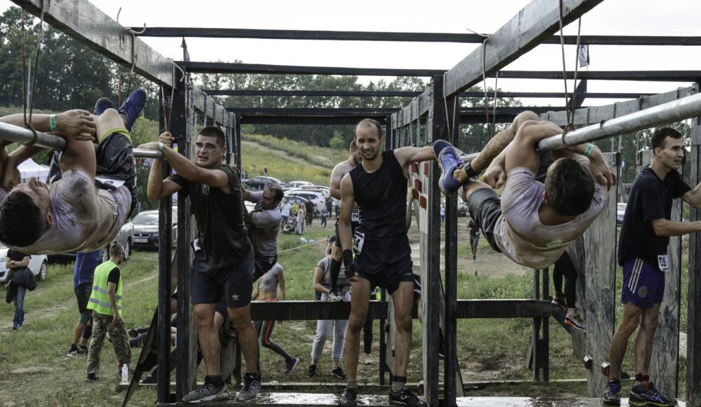 Учасники «Race Nation» в Києві влаштували справжню битву