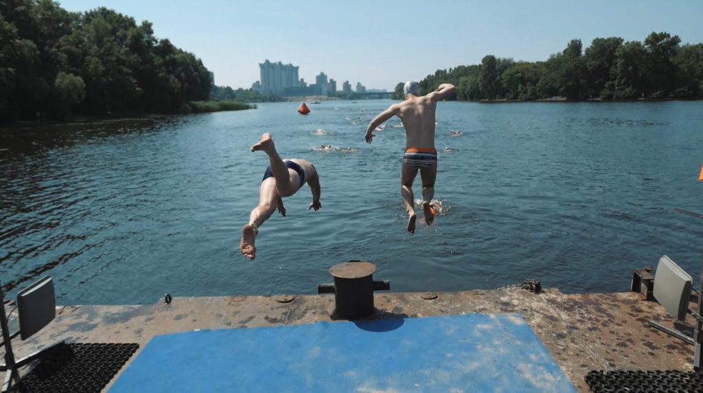 """В Києві пройшов """"Nation Swim & Aquathlon"""""""
