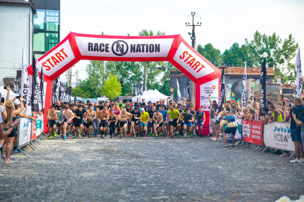"Фотозвіт з ""Race Nation Lviv"" 10.08.2019"